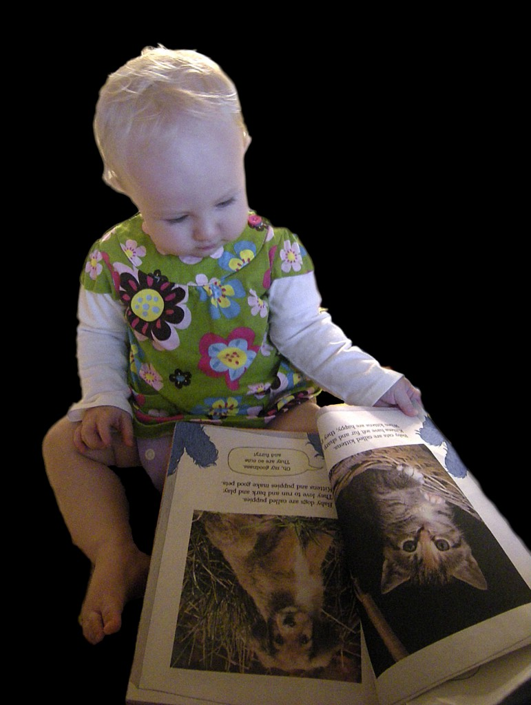 Guest Post: Attachment Parenting and the Development of Language Skills