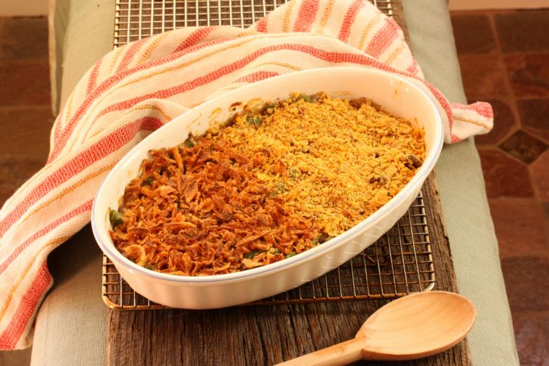 healthy holiday recipes green bean casserole