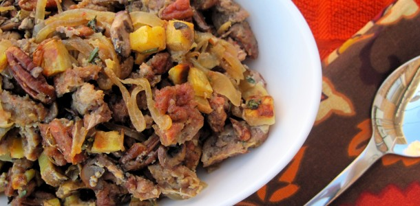healthy holiday recipes sausage stuffing