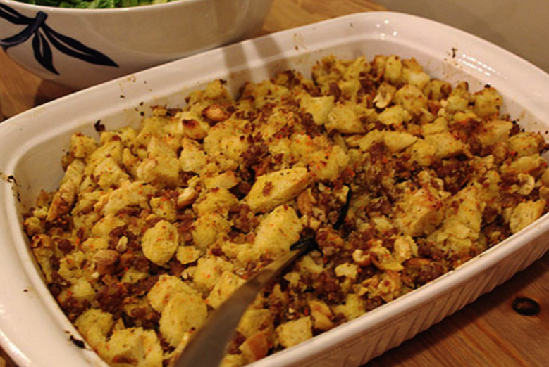 healthy holiday recipes stuffing