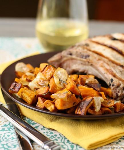 healthy holiday recipes sweet potatoes
